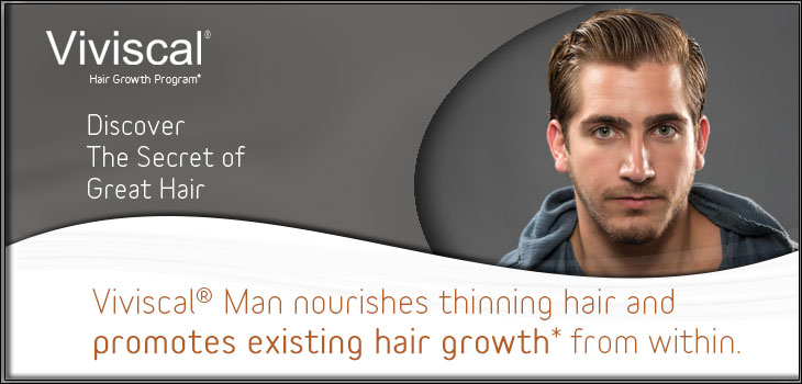 Viviscal Man Hair Growth