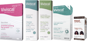 Viviscal hair products for women