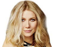 Gwyneth Paltrow using viviscal hair vitamins