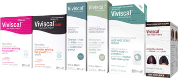 Viviscal Product shots