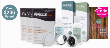 Viviscal Man Deluxe Kit