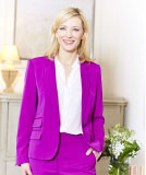 Cate Blanchett takes Viviscal for her hair, nails and glowing skin