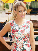 Designer Lauren Conrad uses Viviscal marine supplements for healthy hair